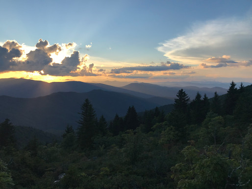 Shining Rock Wilderness, North Carolina