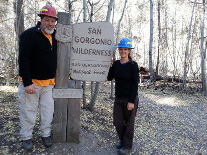 SAWS Attends the National Wilderness Stewardship Alliance Conference