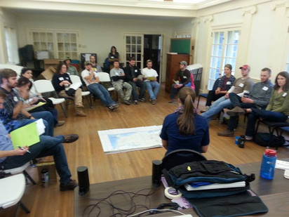 SAWS Attends Adventure Education Conference at Montreat