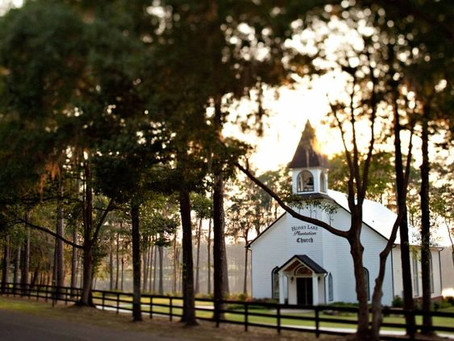 Best Wedding Venues in (and Around) Tallahassee: Honey Lake Resort