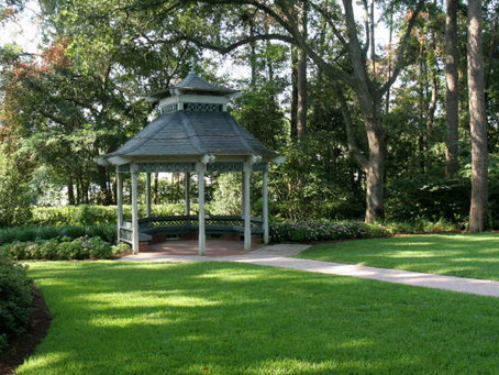 Best Wedding Venues in Tallahassee: Dorothy Oven Park