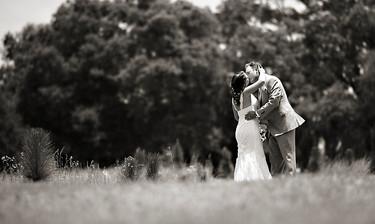 Tilt shift wedding portraits by Tallahassee's best wedding photographer, Inga Finch