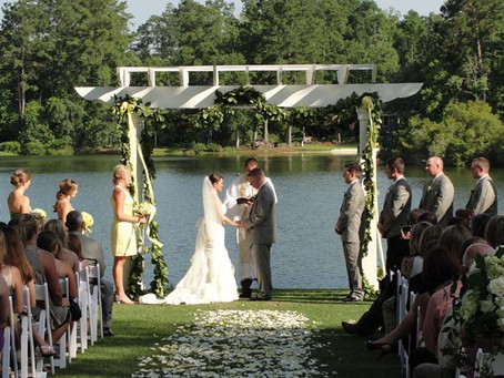 Best Wedding Venues in Tallahassee: Golden Eagle Country Club