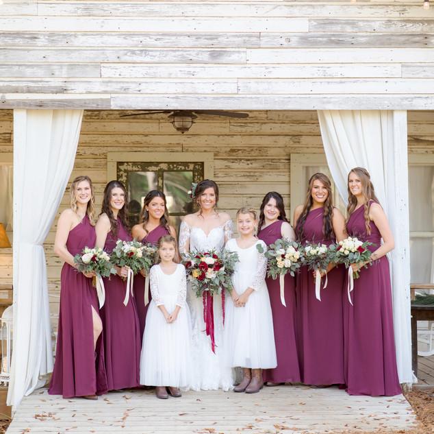 Wedding flowers tallhassee Charlotte_Fri