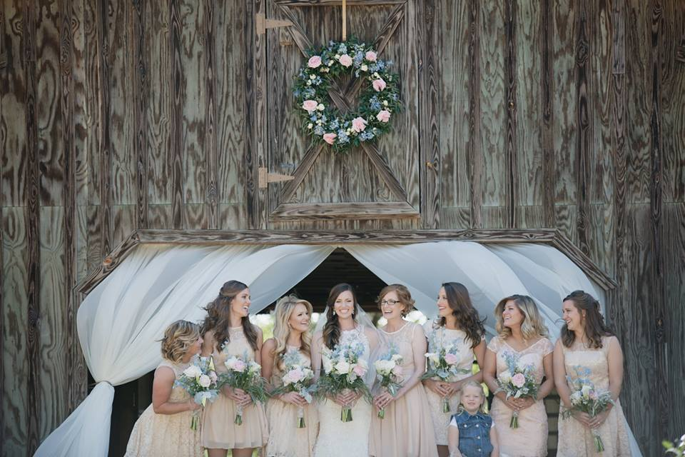Wedding flowers blountstown