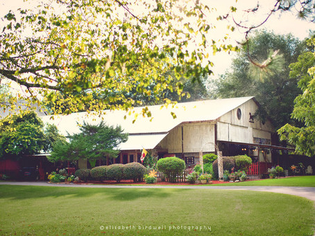 Best Wedding Venues In Tallahassee: Shiloh Farm Chapel and Barn