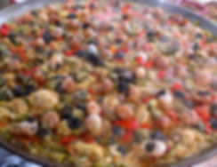 real paella tallahassee wedding catering