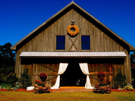 Best Wedding Venues in Tallahassee: BarnHouse Events