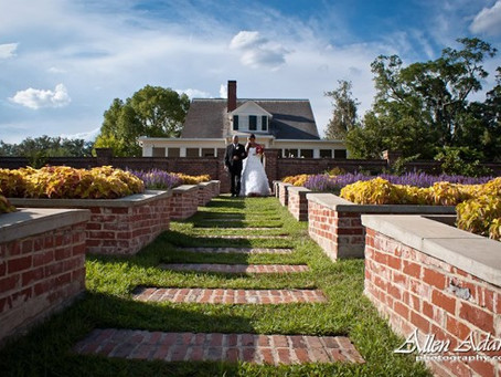 Best Wedding Venues in Tallahassee: Pebble Hill Plantation