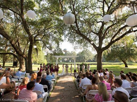 Best Wedding Venues In Tallahassee: Bradley's Retreat