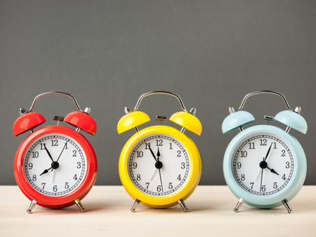 "National ""Get Organized Week"" Day 2: Manage Your Time"