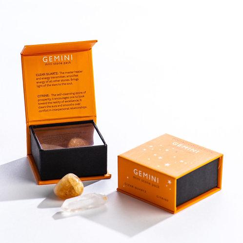 Gemini Mini Stone Pack