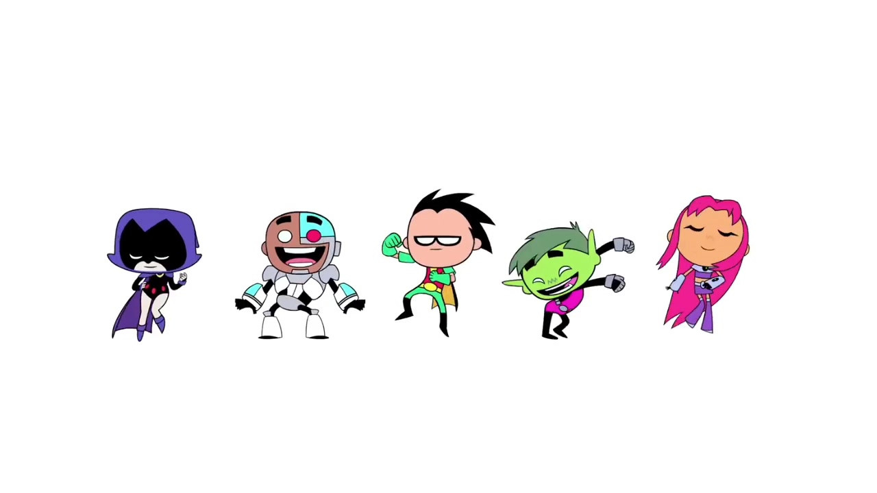 Teen Titans Summertime GO!