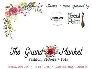 Suggested LBD Neighbor Event--Fashion, Flowers + Folk