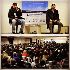Congresso Estadual das APAE's do Rio Grande do Sul.