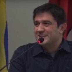 Fala na abertura do X Congresso das APAES do RS.