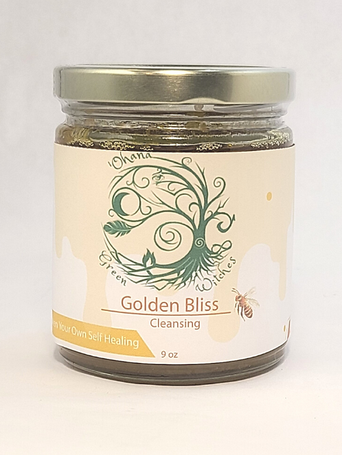 Golden Bliss- 11 oz