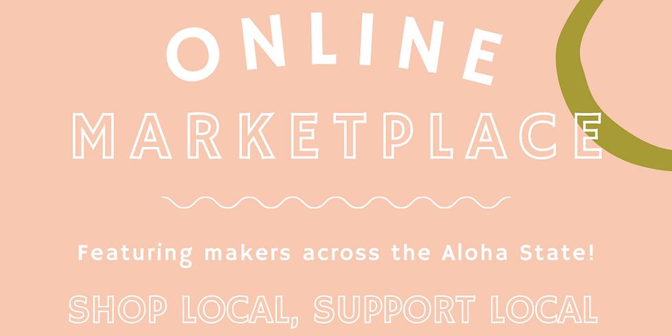 Malama Hawaii Maker's Online Virtual Marketplace