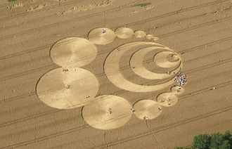 UFO's and cropcircles
