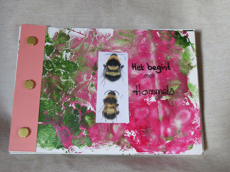 Bumblebees / Hommels ( Sold/Verkocht)