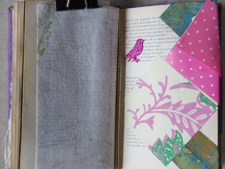 More about Altered Book  Papier