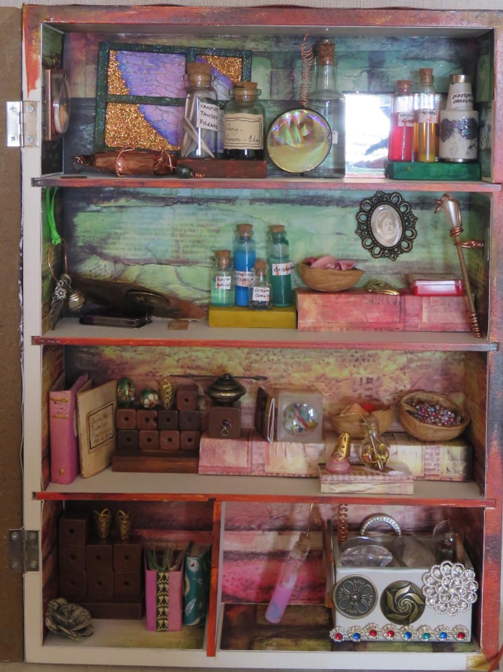 open kabinet