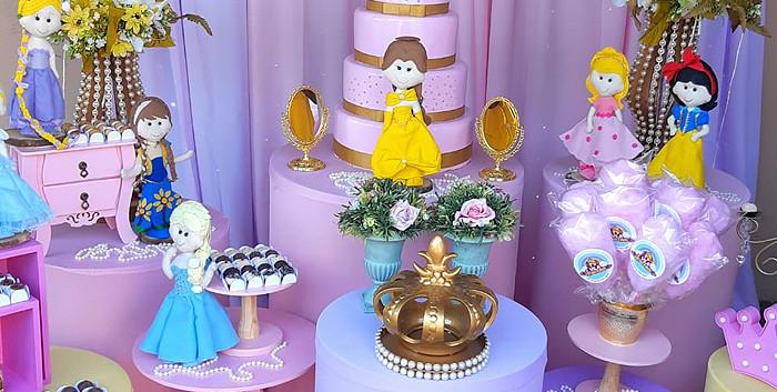 Princesas da Disney 1ª Edição