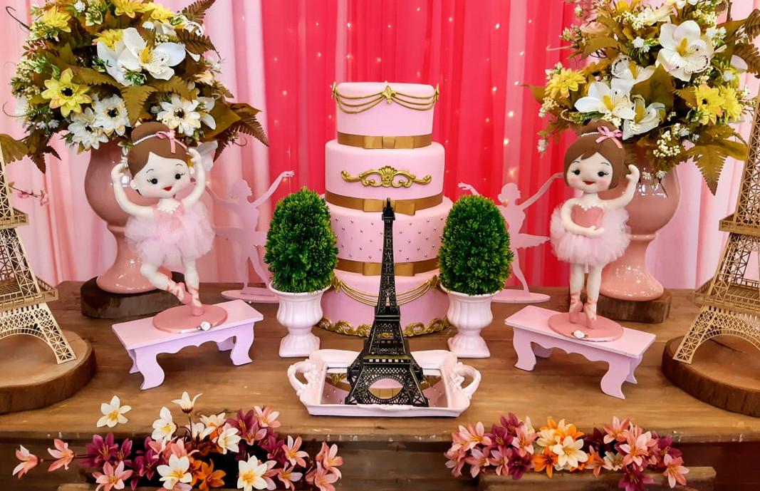 Ballet em Paris