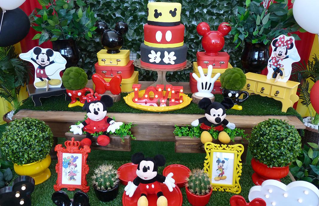 Mickey e Minei