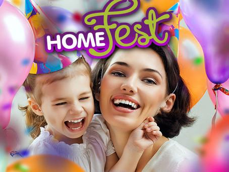 Festas que cabem na sua casa e no seu bolso
