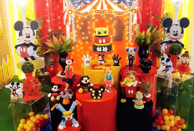 Mickey no Circo