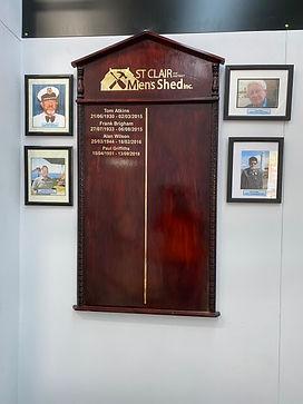Remembering Past Members