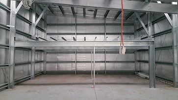 New Shed Mezzanine