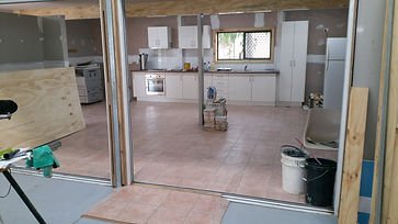 Tiling and Sliding Doors