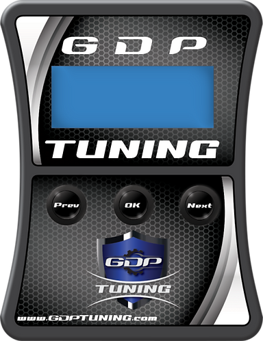 GDP Tuning Blank AutoCal Tuner (Includes Support Package) (Emissions Equipped) -