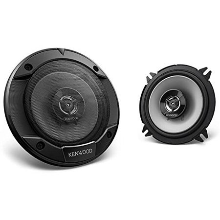 "Kenwood KFC-1666S Sport Series 300W 6.5"" 6-1/2 in 2-Way Flush Mount Car Speaker"