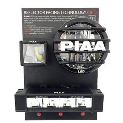 PIAA30053 POINT OF PURCHASE DISPLAY 3-LED WORKING DISPLAY