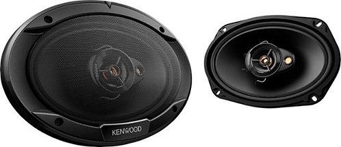 """Kenwood - Road Series 6"""" x 9"""" 3-Way Car Speakers"""
