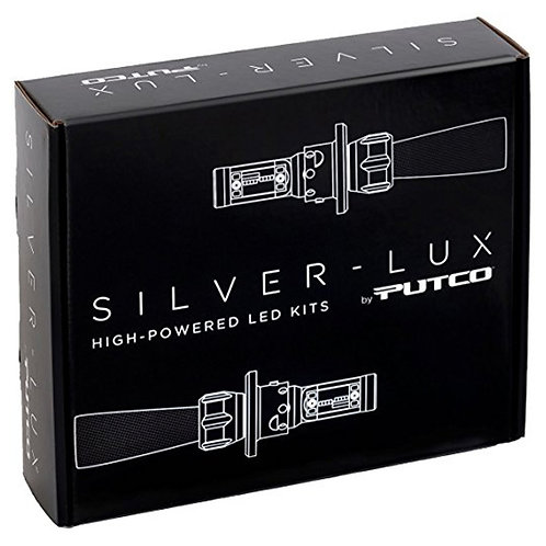 Putco Silver-Lux 9004 LED Headlight Conversion Kit