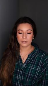 Romantic Rustic Makeup Look