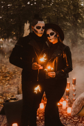 Skull Photoshoot