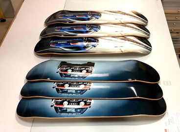 Pimp My Deck Australia - Custom Skateboards - Wall Art Decks - SA