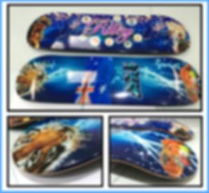 Pimp My Deck Australia - Custom Skateboards - Wall Art Decks - SA