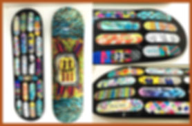 Pimp My Deck Australia - Custom Snowboards - Wall Art Decks - SA