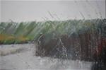 Het regent in Cap Gris Nez