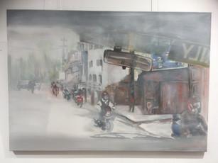 Transport in Kathmandu 2