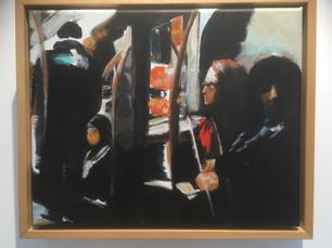 Brussel, in de metro