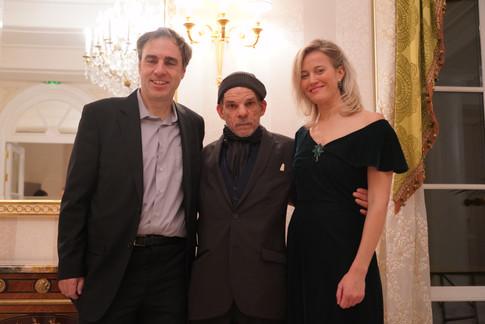 avec Denis Lavant