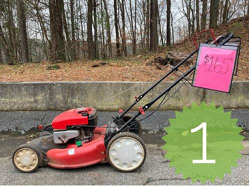 Troybilt Self Propelled Mower