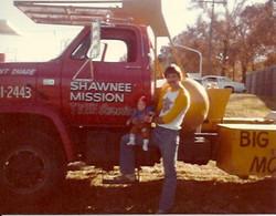 Randy & Dustin Nov. 1981